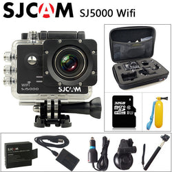 SJCAM SJ5000 Action Camera 1080p FHD Waterproof WIFI version - PickeDGadgeT