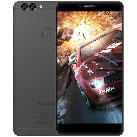 Bluboo Dual MTK6737T Quad Core 5.5'' FHD 2GB RAM/16GB ROM 4G Android 6 Dual Camera *EUROLINE AVAILABLE* - PickeDGadgeT