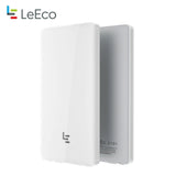 Letv Portable Ultra-thin 13.3mm USB Type C QC2.0/QC3.0 two-way Fast Charge 10000mAh Power Bank - Merimobiles