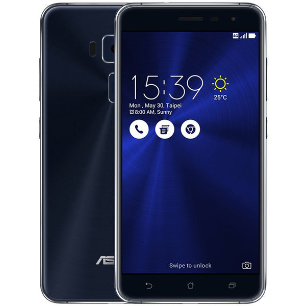 "Asus Zenfone 3 ZE552KL Android 6.0  5.5"" Snapdragon 625 Octa core 4GB RAM 64G ROM 16.0MP Fingerprint ID - PickeDGadgeT"
