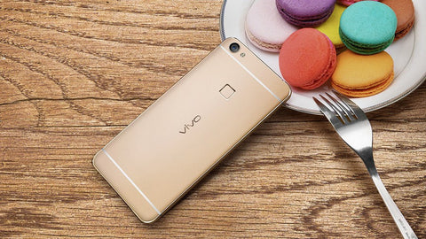"VIVO X6S Plus Snapdragon MSM8976 Octa Core 16.0MP 1920*1080 5.7"" Inches 4GB RAM 64/128GB ROM Android 5.1 Fingerprint - Merimobiles"