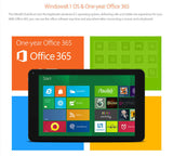 Cube iWork 8 Dualboot Android/Win10 800p HD 8 inch Z3735 Quadcore Tablet - PickeDGadgeT