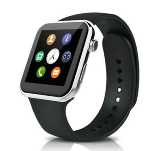 A9 Smartwatch iOS and Android Compatible Heart Rate Sensor - PickeDGadgeT