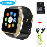 Huiniu GT88 Smartwatch NFC Heart Rate Monitor GSM Waterproof - PickeDGadgeT