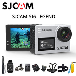 SJCAM SJ6 LEGEND Action Camera WiFi 4K 24fps Notavek 96660 Waterproof - PickeDGadgeT