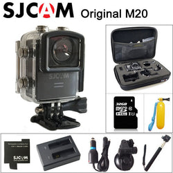 SJCAM M20 Action Camera 4K WIFI Waterproof DV - PickeDGadgeT