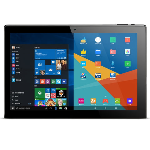 "Onda OBook 20 Plus 10.1"" 4GB/64GB Windows10 & Android 5.1 Intel Cherry Trail Z8300 Tablet - PickeDGadgeT"