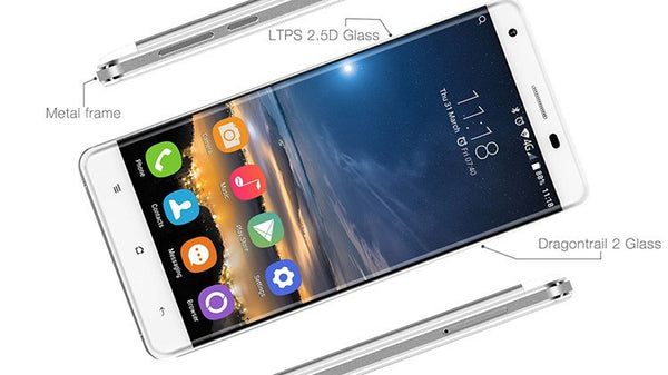 Oukitel K6000 Pro MTK6753 1.3GHz Octacore 5.5 inch FHD 6000mAh LTE - PickeDGadgeT
