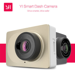 Xiaomi YI Smart Dash Camera WiFi Car DVR Night Vision International Version - Merimobiles