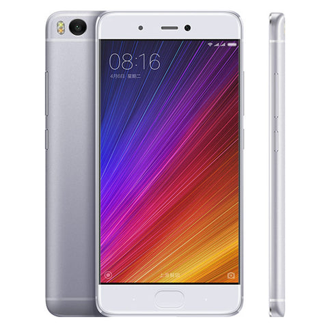 "Xiaomi Mi5s Snapdragon 821 3GB/64GB 5.15""inch FHD Ultrasonic Fingerprint ID NFC GLOBAL ROM - PickeDGadgeT"