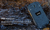 AGM A8 IP68 Waterproof Android 7.0 4050mAh 3GB 32GB ROM Qualcomm SoC Gorilla glass OTG NFC - PickeDGadgeT