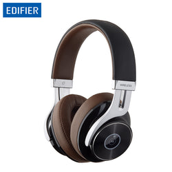 Edifier W855BT Wireless Bluetooth Headphones Stereo HIFI Wireless Headphone Headset BT 4.1 with Microphone Gaming Headset - PickeDGadgeT