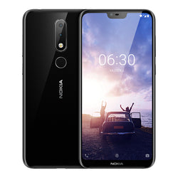 NEW Nokia X6 Android 8 4GB 32GB Snapdragon 636 Octa core 5.8'' 2280x1080P 19:9 3060mAh Bluetooth 5.0 - PickeDGadgeT