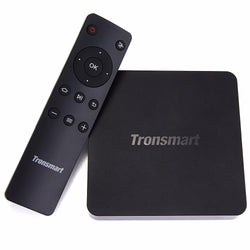 Tronsmart Vega S95 Pro Android Amlogic S905 Quad Core 2.0GHz 1G/8G WiFi H.265 4K2K UHD 4K HEVC 3D IPTV Smart TV Box - PickeDGadgeT