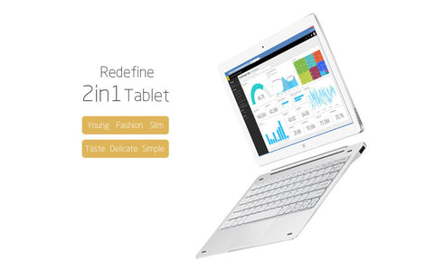 "Teclast Tbook16 Pro 11.6"" Dual Boot IntelCherry Trail Z8300 Quad Core 4G RAM Tablet 64G ROM 2 in 1 Windows 10 Home & Android 5.1 EXPRESS SHIPPING ONLY - PickeDGadgeT"