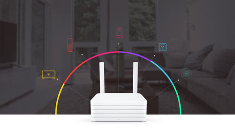 Xiaomi Mi Wifi Router Dual Bands Gigabit WiFi Wireless Router Bulit-in 1TB Hard Disk - PickeDGadgeT