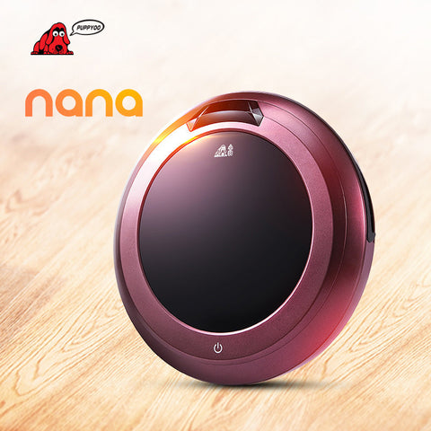 PUPPYOO Intelligent Robotic Vacuum Cleaner Self-Charging & Side Brush V-M611A Pre-order - PickeDGadgeT