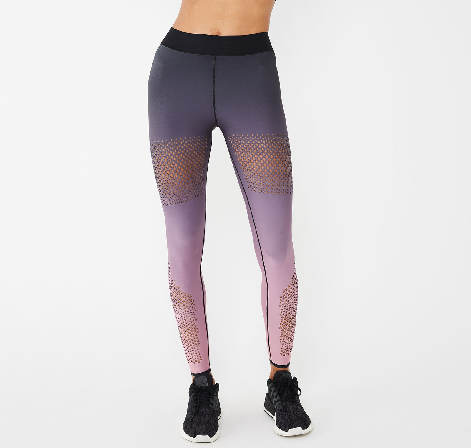 Ultramesh Silk Gradient Legging