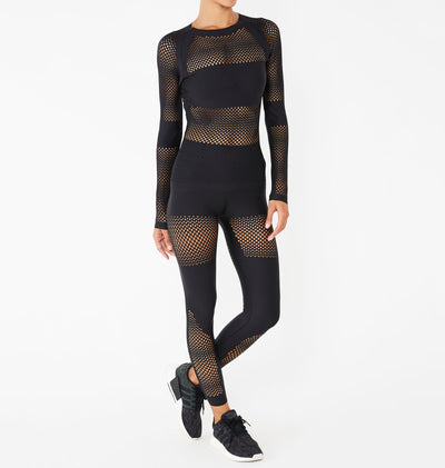 Ultramesh Silk Legging-thumbnail