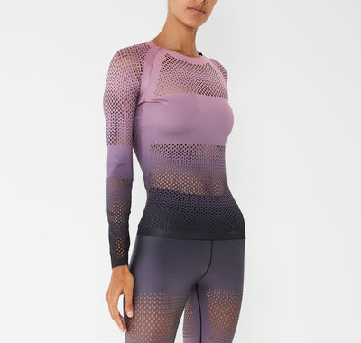 Velocity Silk Ultramesh Top-thumbnail
