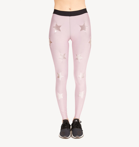 SILK KNOCKOUT LEGGINGS