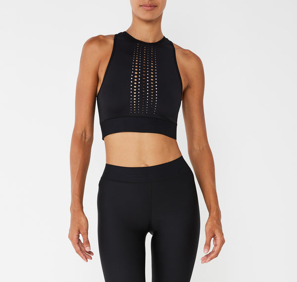 Altitude Lux Oculus Pixelate Crop Top - Exclusive Offer