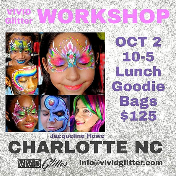 Charlotte, NC | Oct 2019 | Bright Brisk & Brilliant Workshop