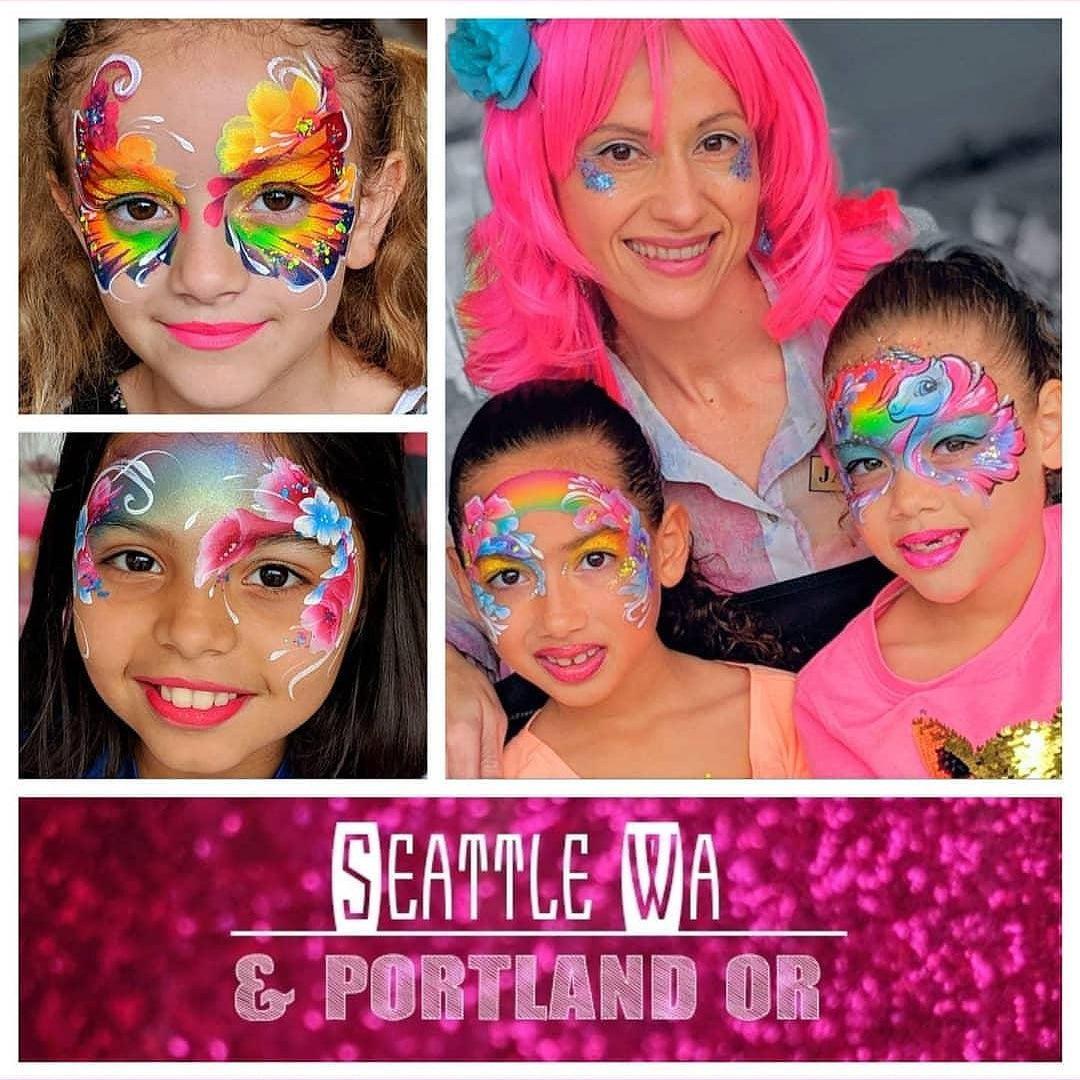 Seattle Wa & Portland Or | June 2019 | Bright Brisk & Brilliant Workshop