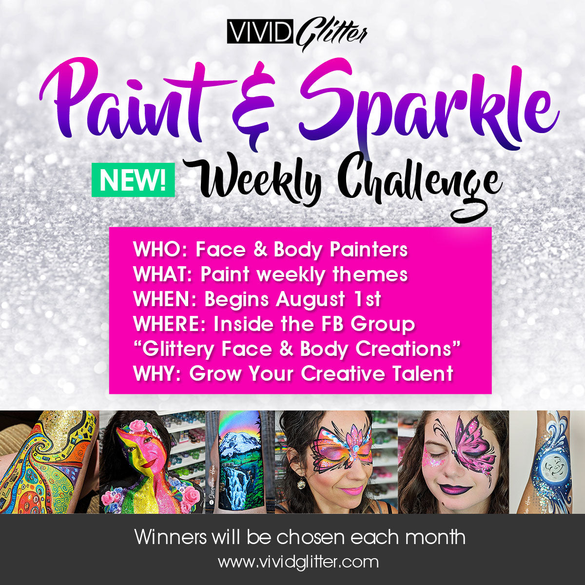 Join the Aug Weekly Challenge