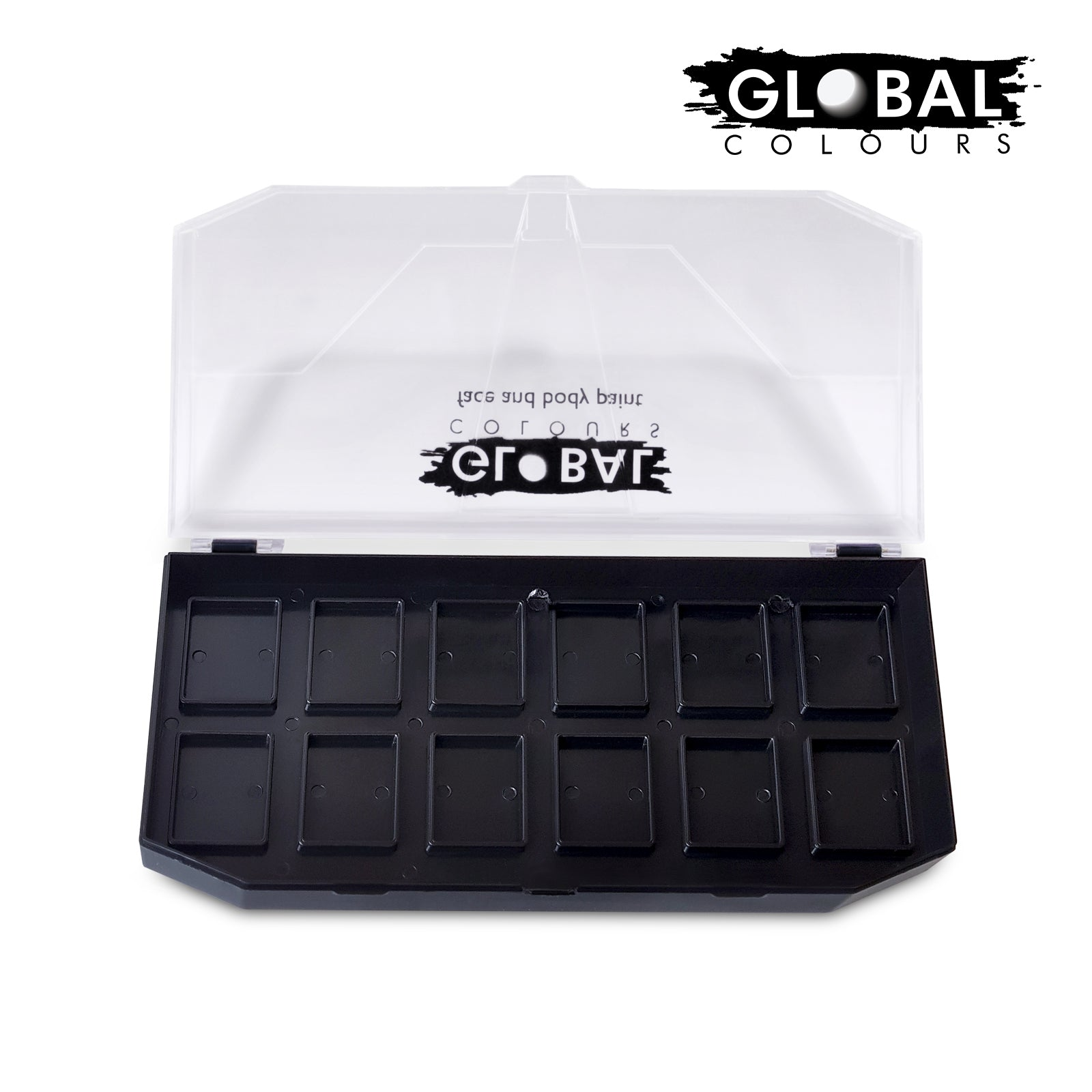 Global Fun Stroke 12 Slot Palette - Empty