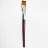 "Blazin Brush Flat 3/4"" - Marcela Bustamante"