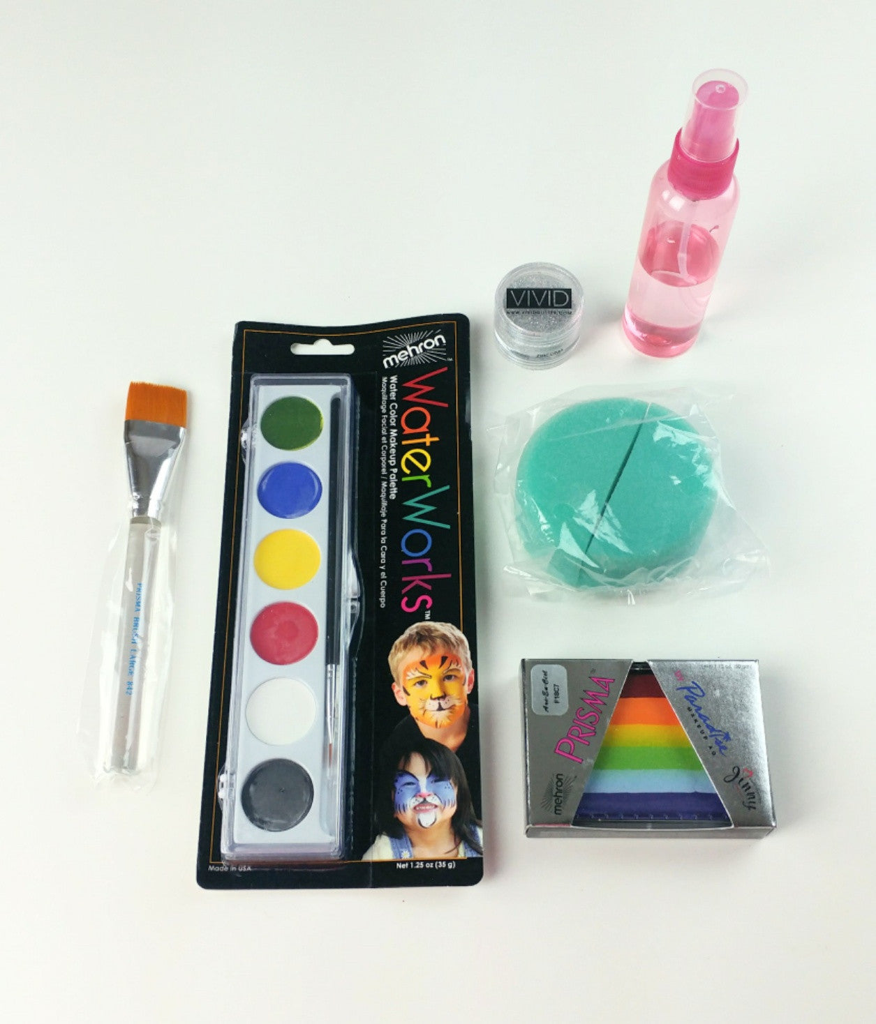 Face Painting Start-up Kit