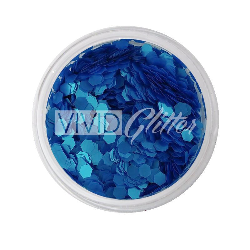 Beyond Blue - UV Chunky Glitter