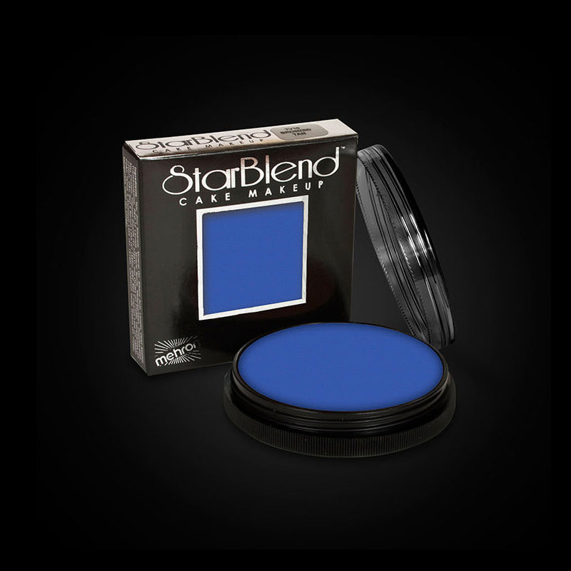Blue Starblend Powder Makeup