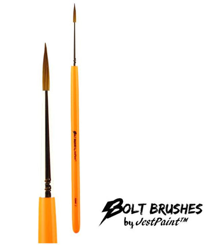 Bolt Brushes - Firm Liner #2