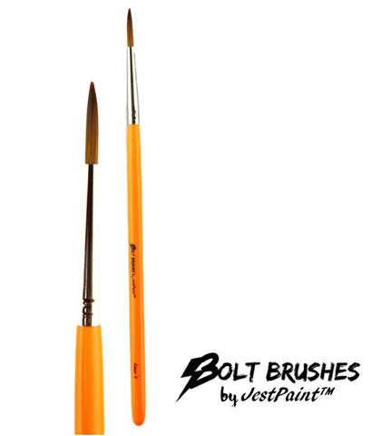 Bolt Brushes - Firm Liner #3