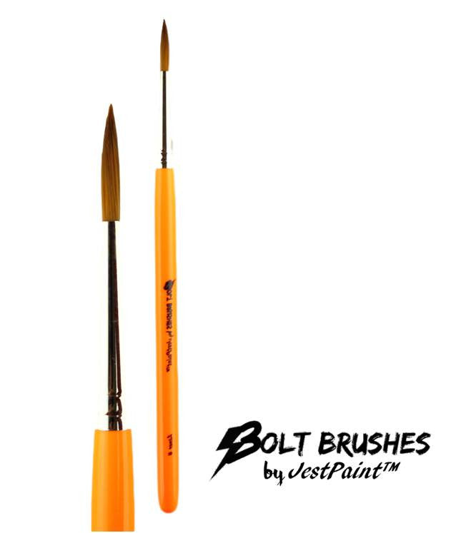 Bolt Brushes - Firm Liner #4