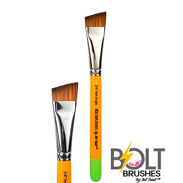 Bolt Brushes - 3/4 Firm Angle