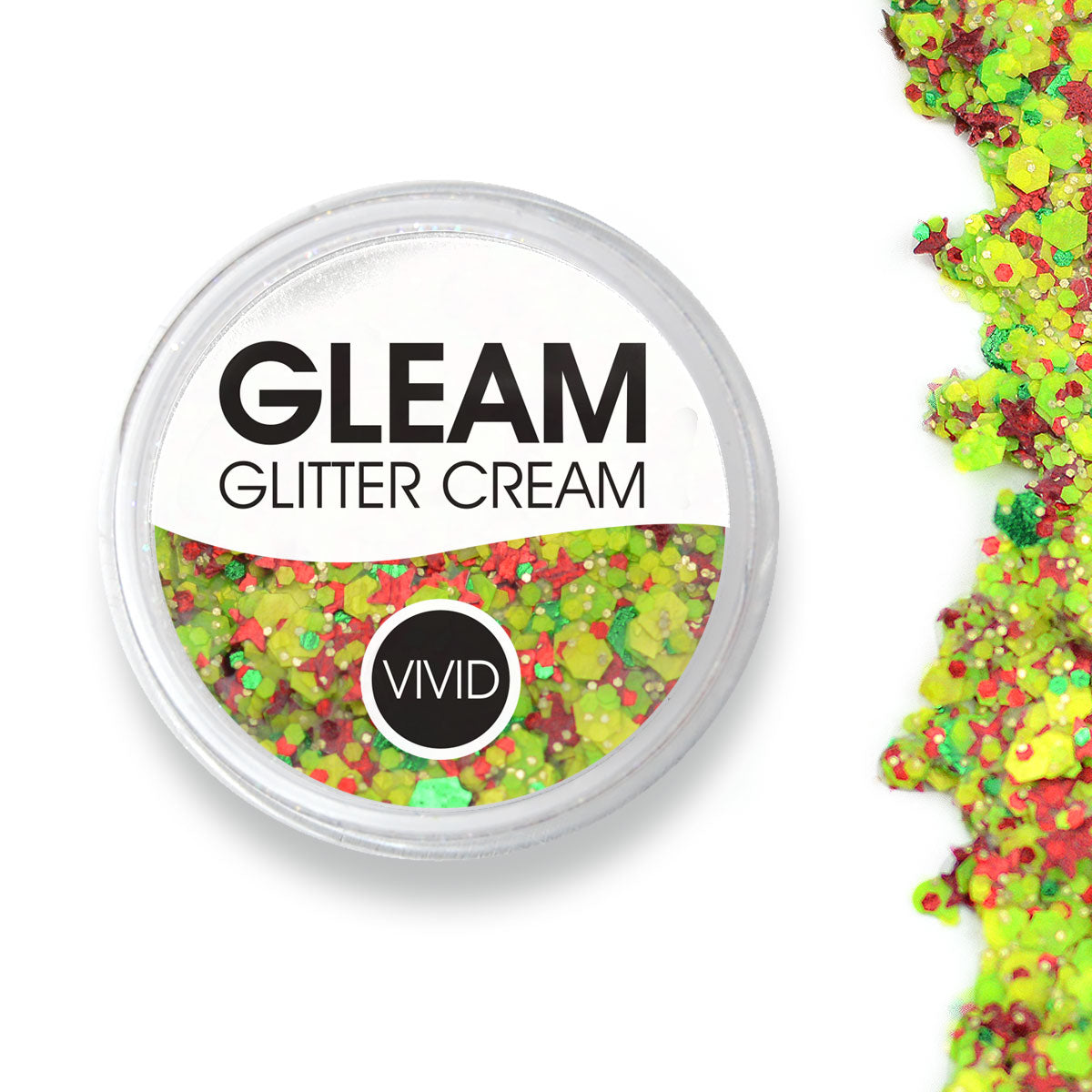 Carnaval (Custom Mix )- Gleam Chunky Glitter Cream