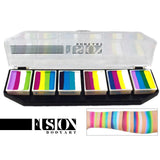 Fusion Body Art Palette - Colour Punch