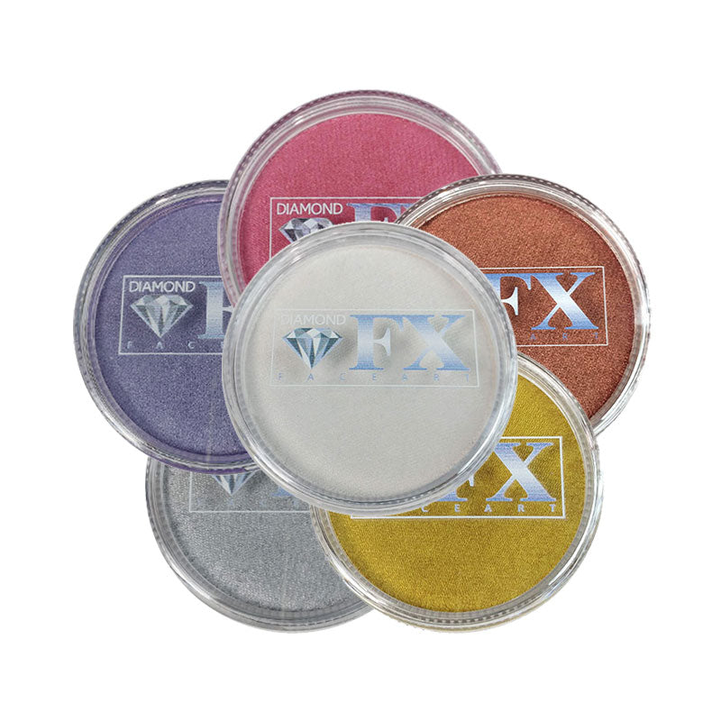 Diamond FX Metallic 30g Bundle (6 colors)