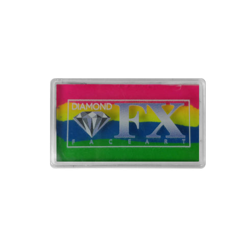 Neon Rainbow Diamond FX One Stroke