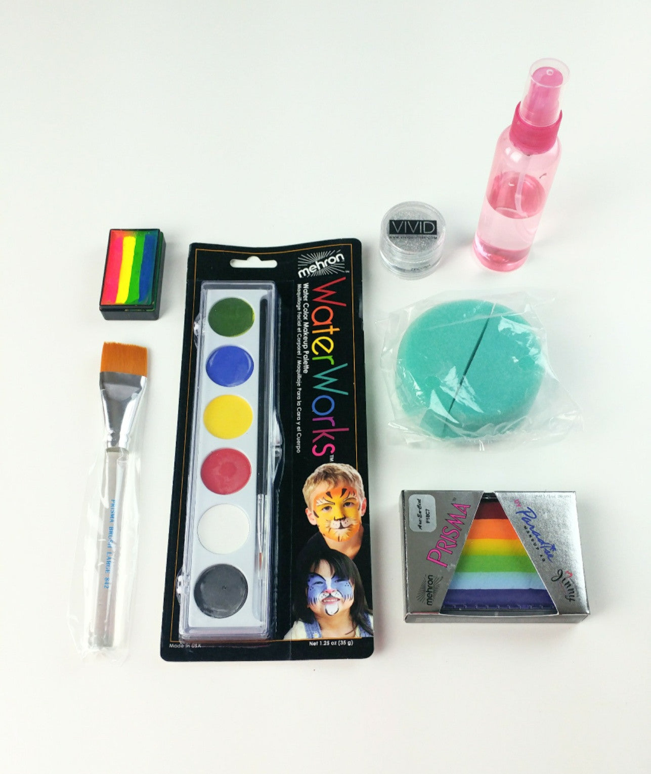 Face Painting Start-up Kit- Deluxe