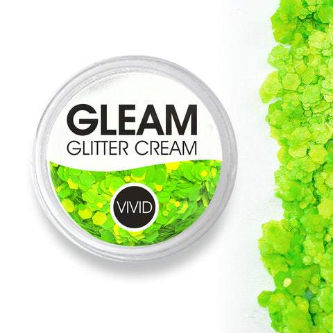 Electroshock - Gleam UV Chunky Glitter Cream