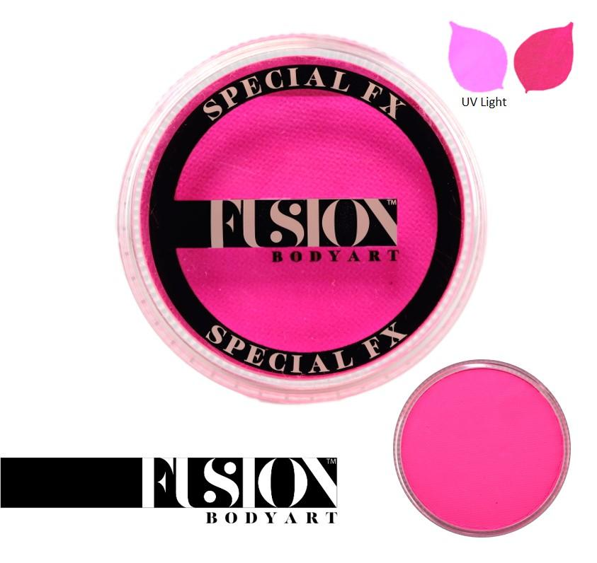 Fusion Body Art Face Paint - Neon Magenta 32g