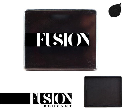Fusion Body Art Face Paint - Prime Strong Black 50gr