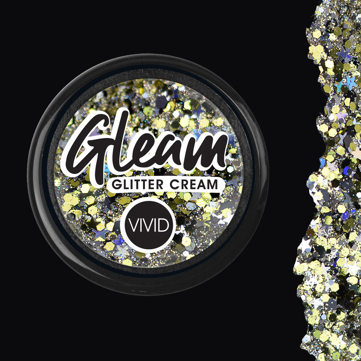 Gala - (Limited Qty) Gleam Chunky Glitter Cream
