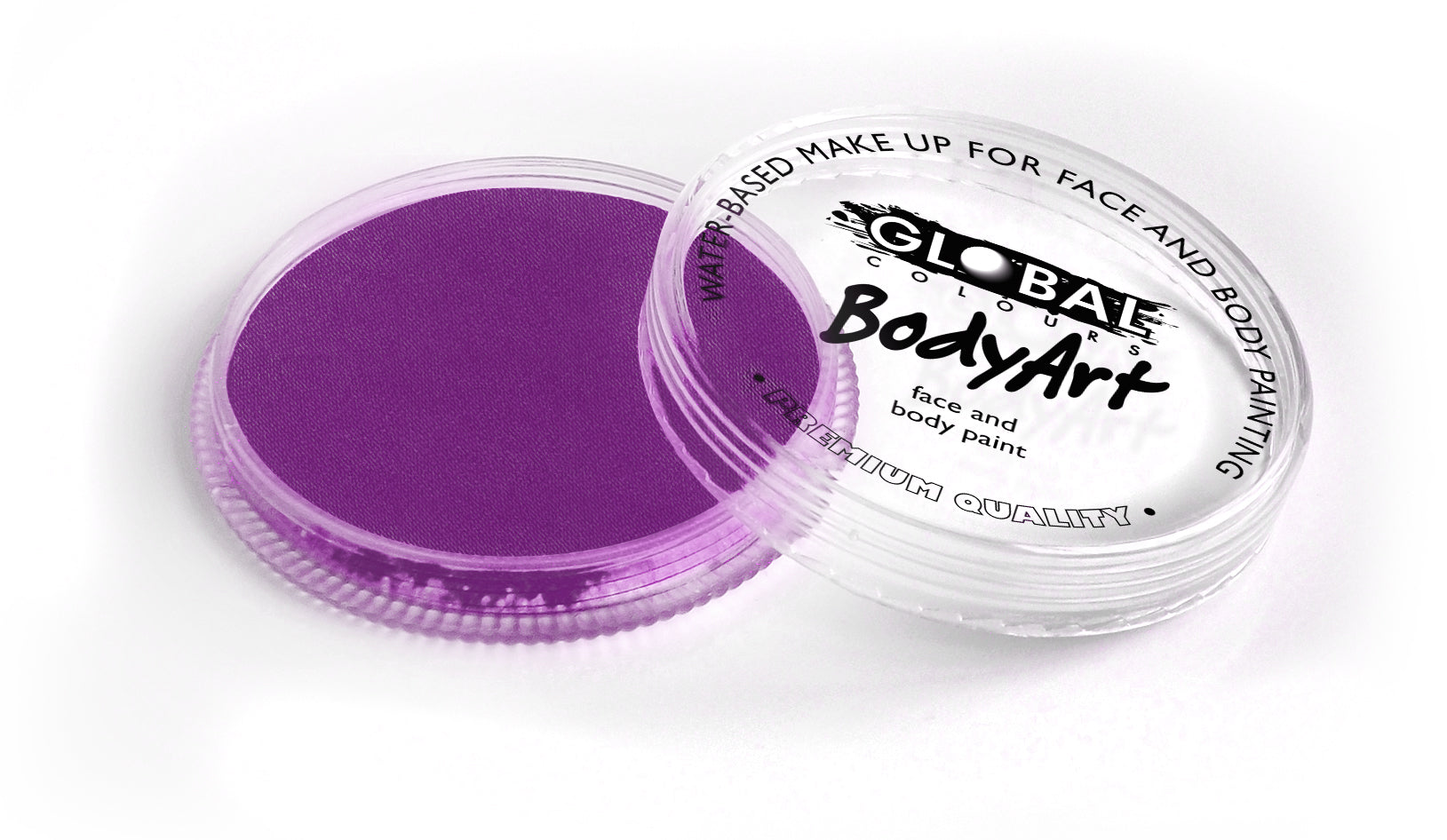 Global Body Art Face Paint - Standard Deep Magenta 32g