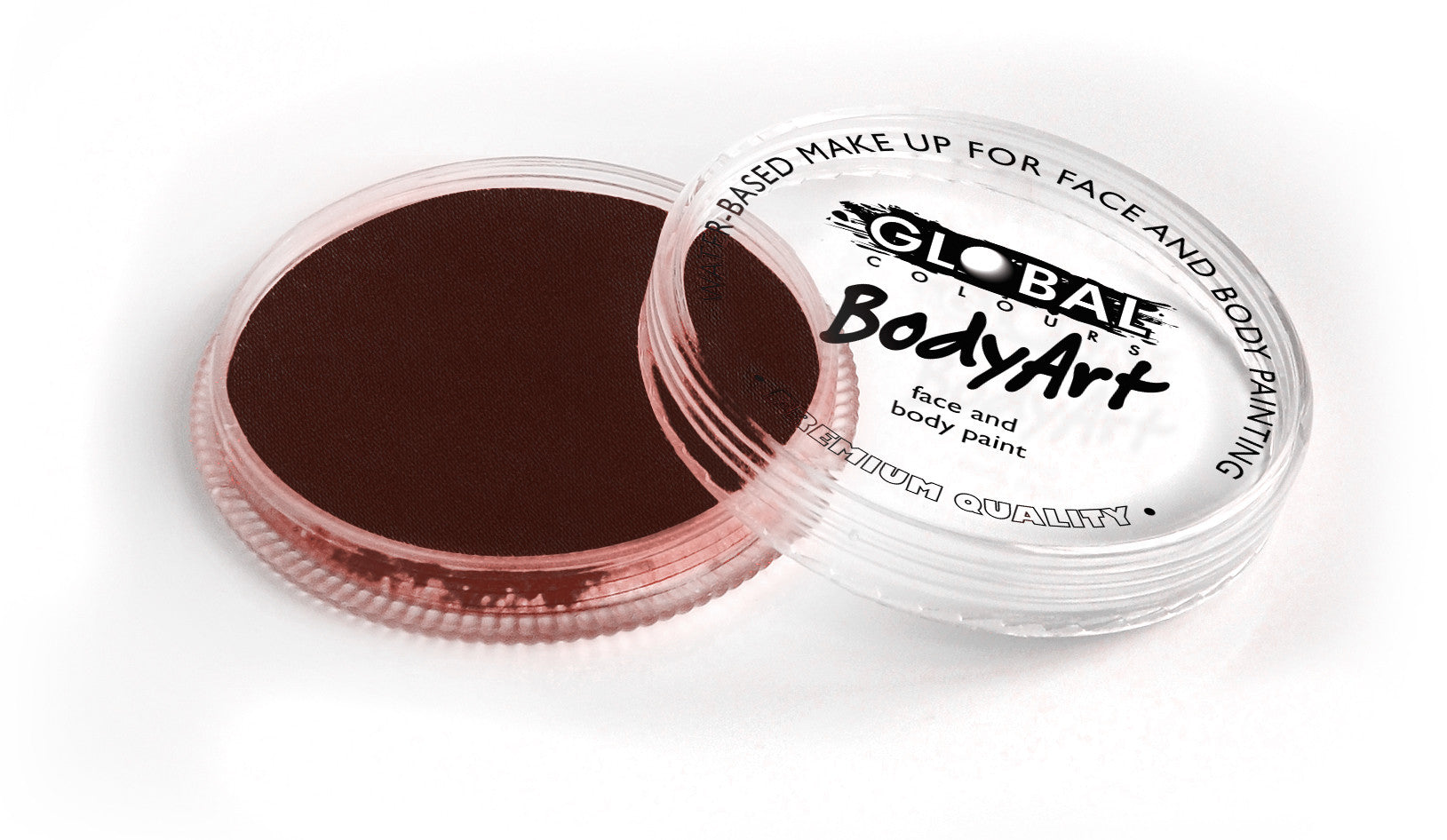 Global Body Art Face Paint - Deep Merlot 32g