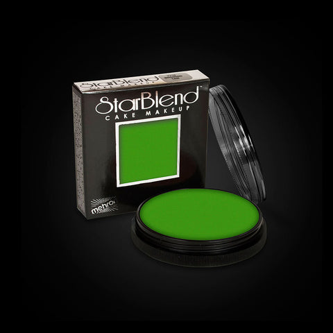 Green Starblend Powder Makeup